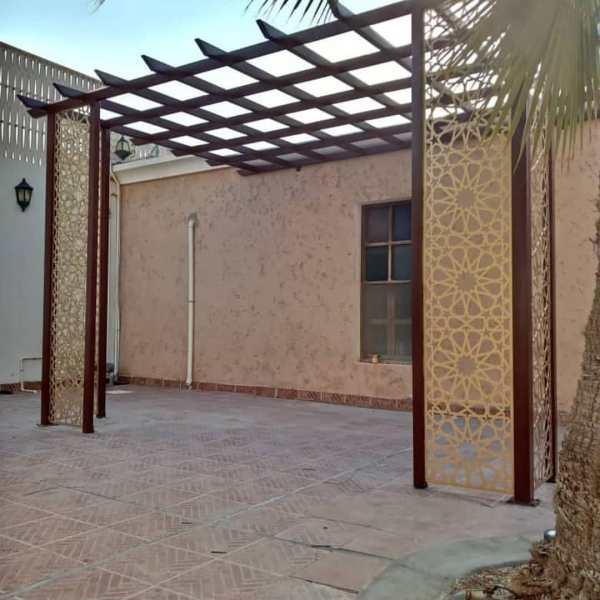 ديكور مظلات حدائق الرياض | معرض التخصصي