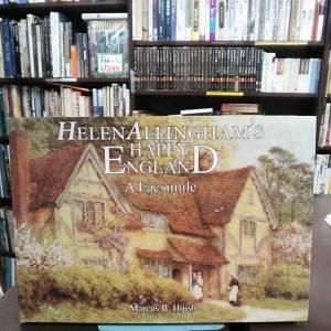 HELENALLINGHAM'S HAPPY ENGLAND A Facsimile 古書買取り澤口書店