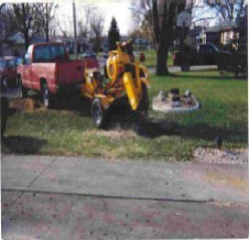 Stump Removal Leo Indiana