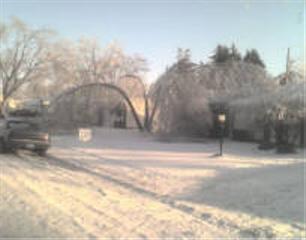 Storm Damage Service: Ice Storm Damage in Fort Wayne