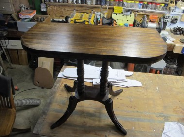 Breathing New Life into Old Furniture