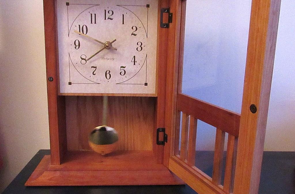 Mission Mantle Clock – Part 12