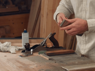 Why sharpening tools is in some ways akin to peeing