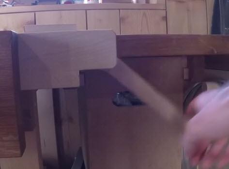 La presse latérale d'établi – Outillage pour le bois
