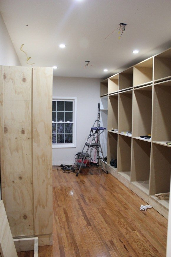 Closet Materials And Why Did I Choose Them