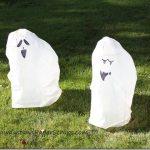 trash bag ghosts