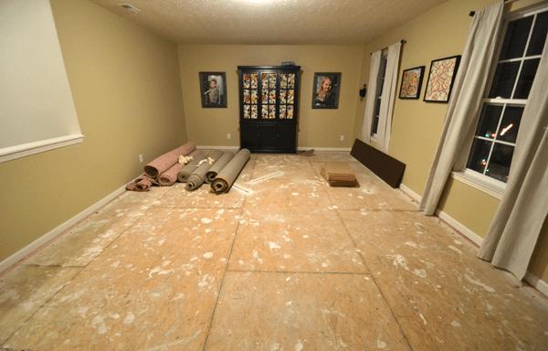 Beckie's Studio before