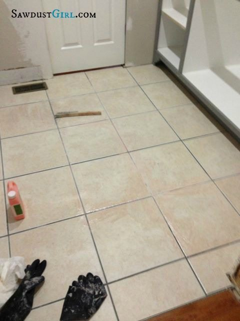 How to remove paint from tile and grout 8