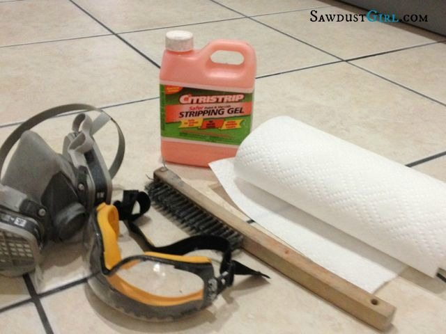 How to remove paint from tile and grout 9