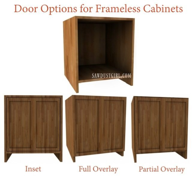 These Overlay Hinges Swing The Door Completely Around To Exterior Side Of Cabinet Wall They Re Great For Cabinets With Slide Out Shelves