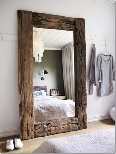 Awesoem Barnwood Mirror