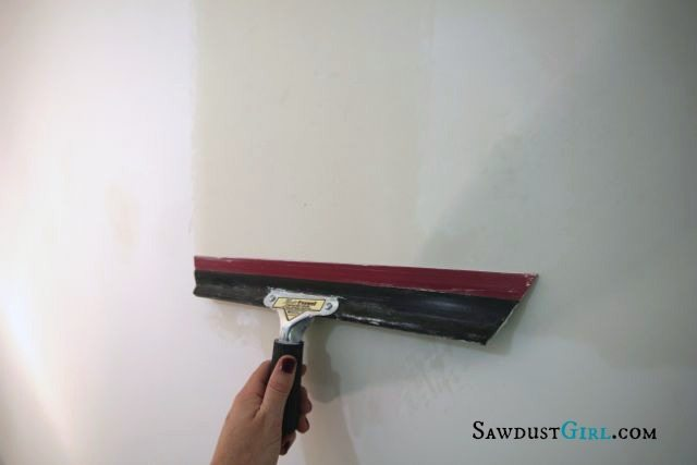 how to skim coat your walls