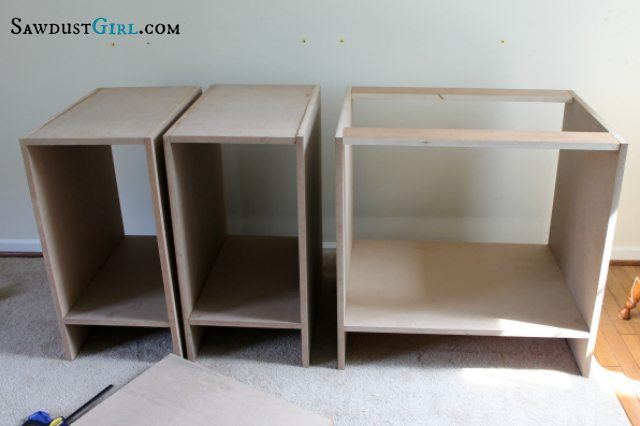 building_built-ins @ sawdustgirl.com