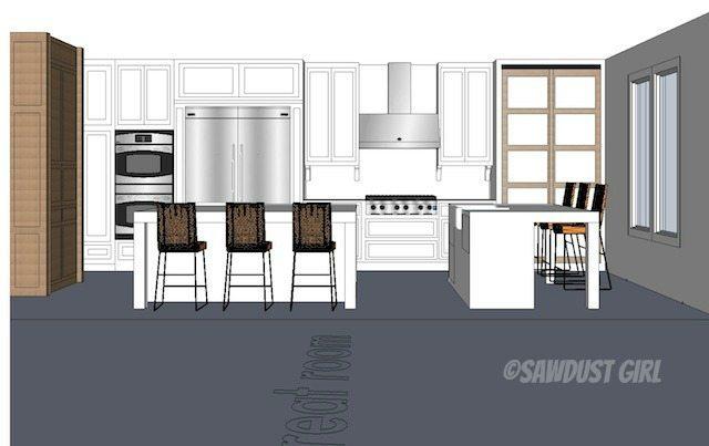 kitchen design plan