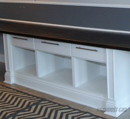 Decorative Legs- Cara Collection - Free Plans