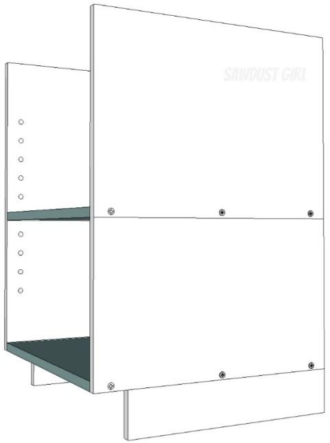 Basic tips for building DIY kitchen cabinets