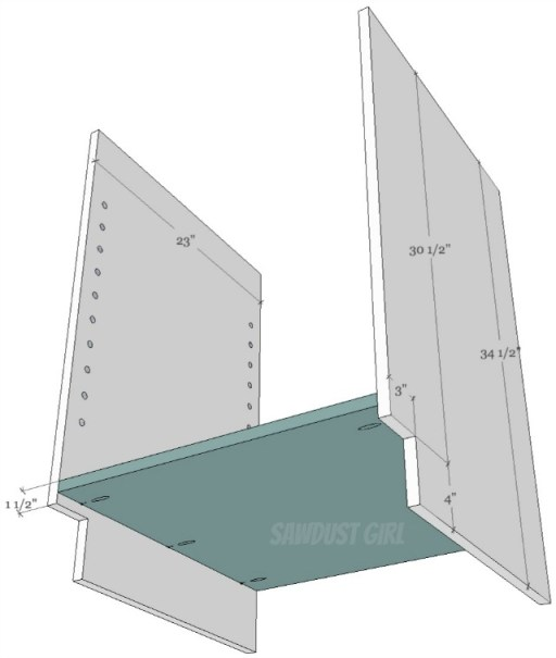 How to build kitchen cabineta with pocket hole screws