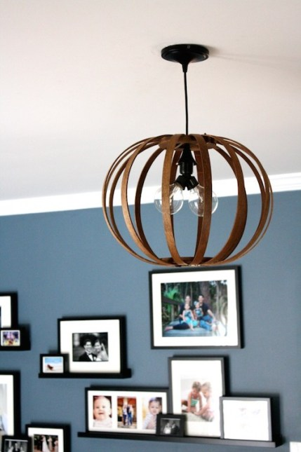 DIY globe lamp project you can make!