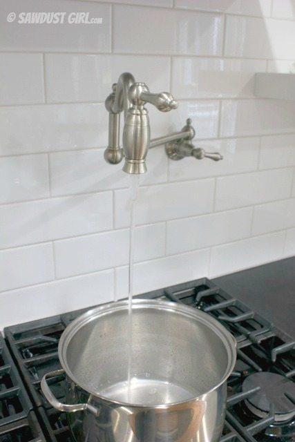 Kitchen Pot Filler