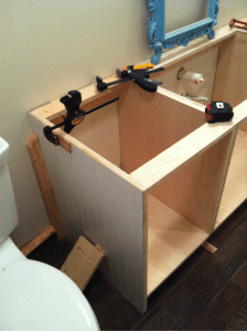 Andreas bathroom vanity