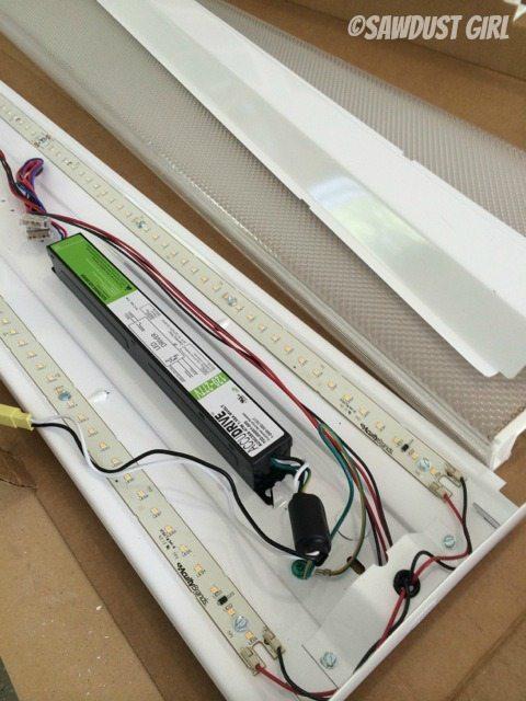 installing led shop lights sawdust girl� 12V LED Wiring Diagram