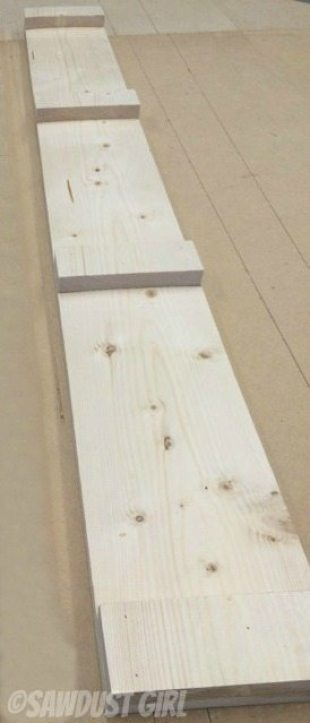 Easy woodworking project - build a magazine rack