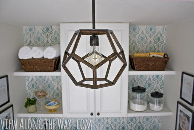 Homemade chandelier ideas