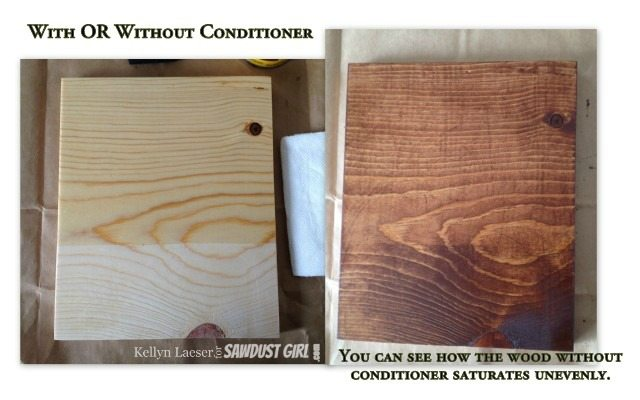 How to Stain Wood like a Pro - the Basics