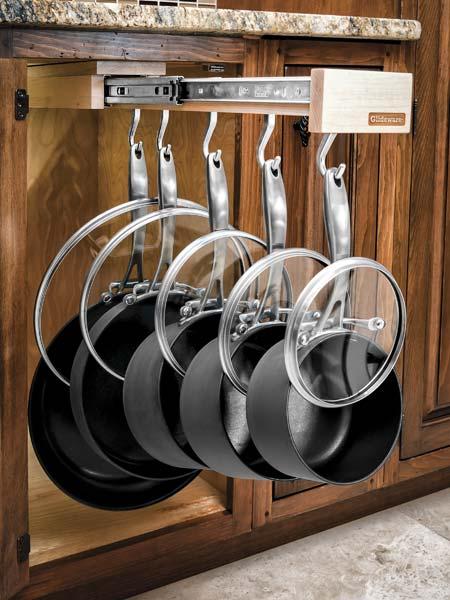 Kitchen Storage Solution Ideas