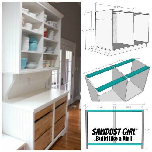 Free Base Cabinet Plans: Plans For China Cabinet Base