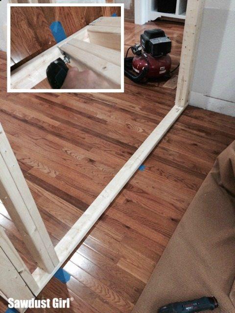 Framing a Pocket Door Wall
