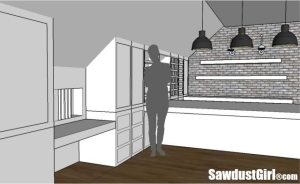 Craft Room Design Plan