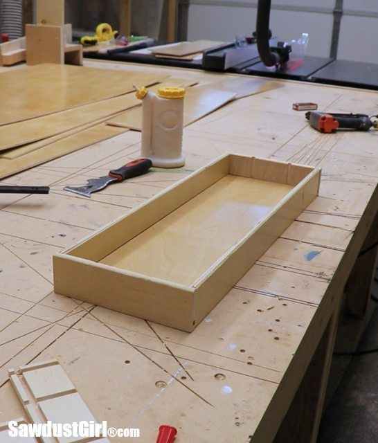 How To Build A Drawer With A Locking Rabbet Drawer Joint