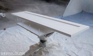 Painting CabinetNow doors