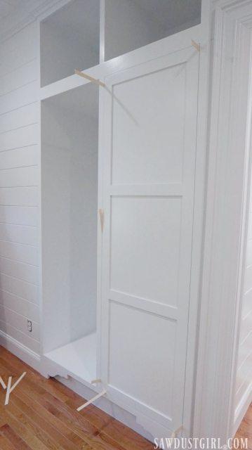 Installing CabinetNow doors