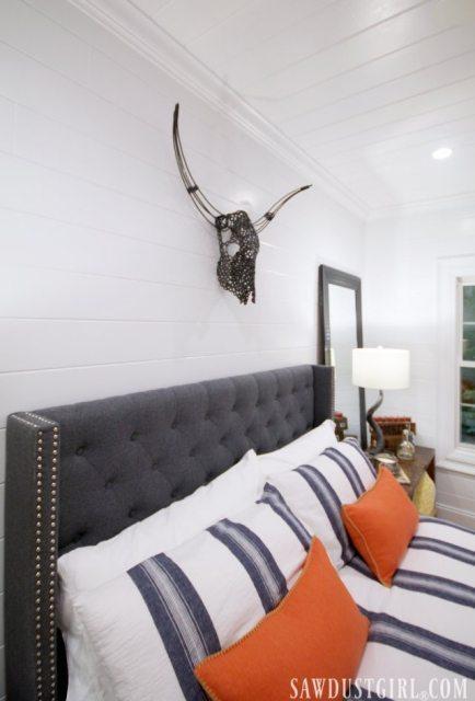 Guest bedroom remodel.