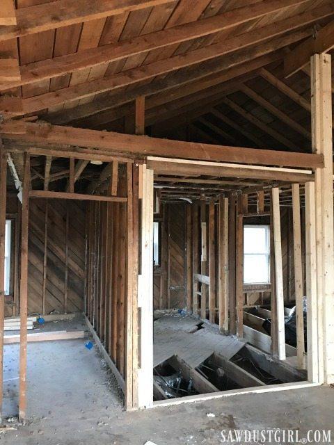 Calderwood Cottage rebuild