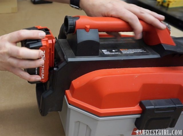 Porter-Cable 20V MAX battery line up