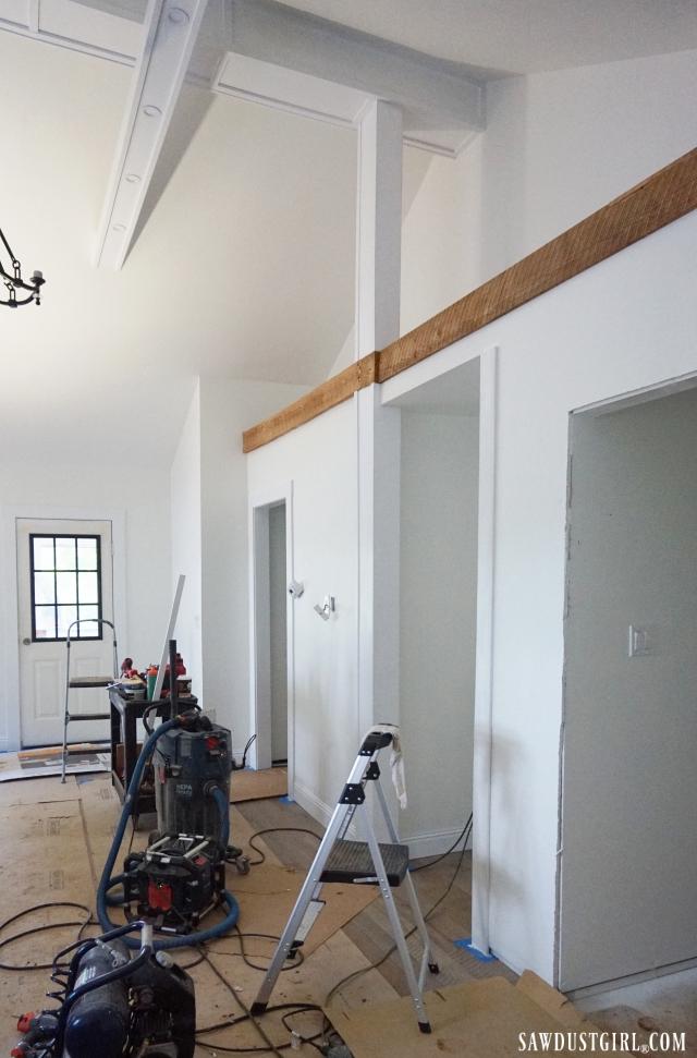 Building beams