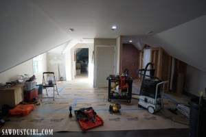 loft progress