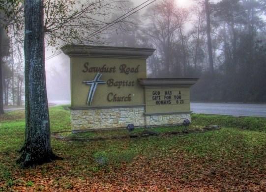 Sawdust Road Baptist Church