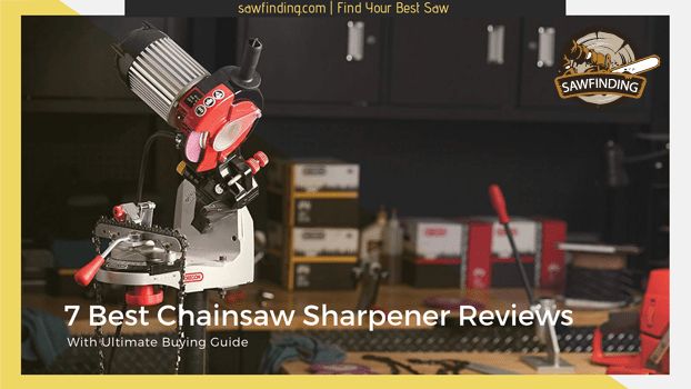 Best chainsaw sharpener
