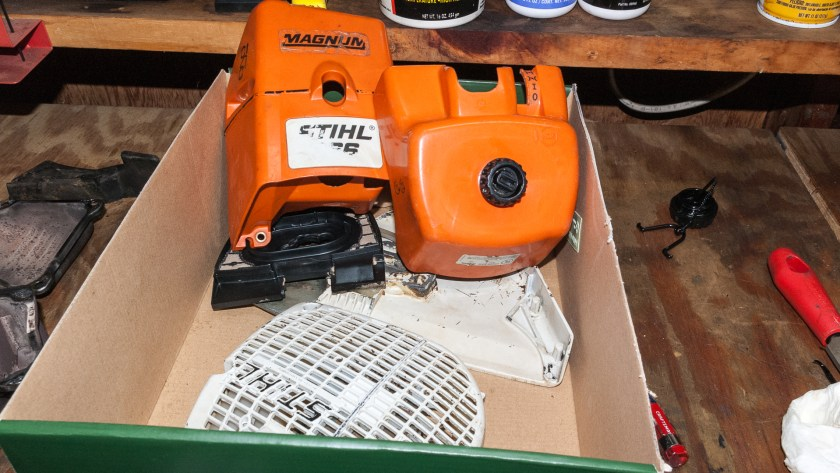 Stihl 066 Chainsaw
