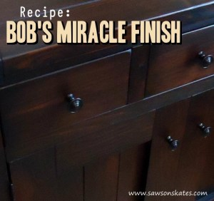 bobs miracle finish