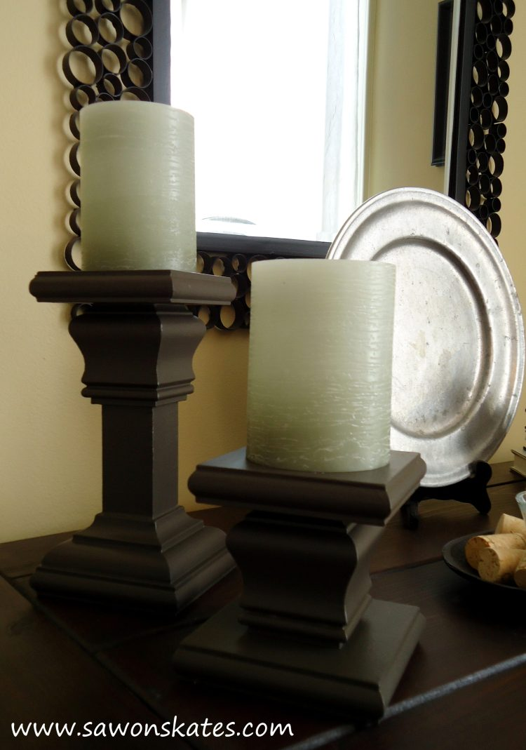 candle holder 3 sos