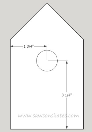 Birdhouse Windchimes sketch 2 sos
