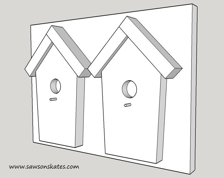 Cómo construir una casa de ventana Bird para menos de 20 dólares Paso a paso fácil Diversión DIY | RemoveandReplace.com