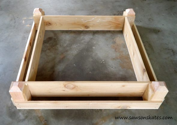 raised bed step 10