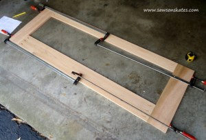 bilco frame assembly