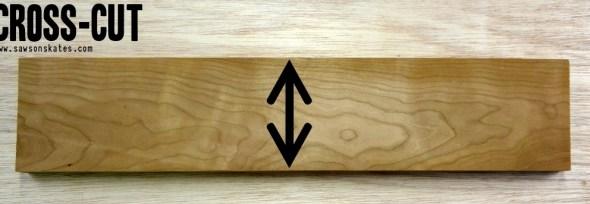 cross cut